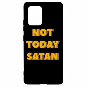 Etui na Samsung S10 Lite Not today satan