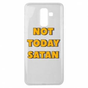 Etui na Samsung J8 2018 Not today satan