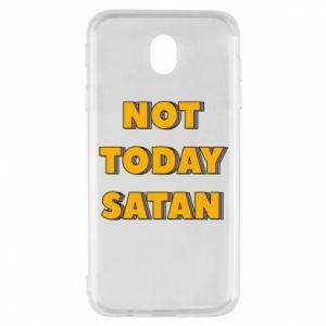 Etui na Samsung J7 2017 Not today satan