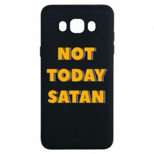 Etui na Samsung J7 2016 Not today satan