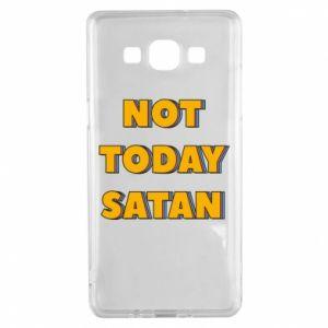 Etui na Samsung A5 2015 Not today satan
