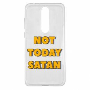 Etui na Nokia 5.1 Plus Not today satan