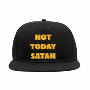Snapback Not today satan