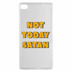 Etui na Huawei P8 Not today satan