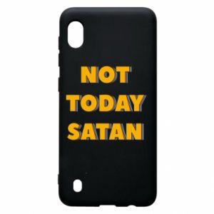 Etui na Samsung A10 Not today satan