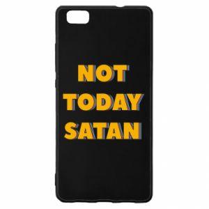 Etui na Huawei P 8 Lite Not today satan