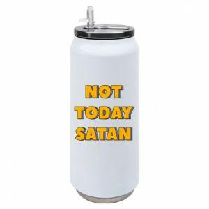 Puszka termiczna Not today satan