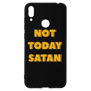 Etui na Huawei Y7 2019 Not today satan