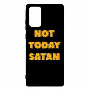 Etui na Samsung Note 20 Not today satan