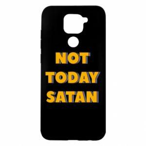 Etui na Xiaomi Redmi Note 9/Redmi 10X Not today satan