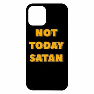 Etui na iPhone 12/12 Pro Not today satan