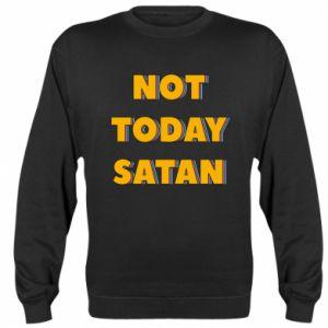 Bluza (raglan) Not today satan