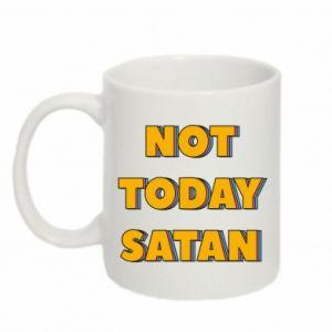 Kubek 330ml Not today satan