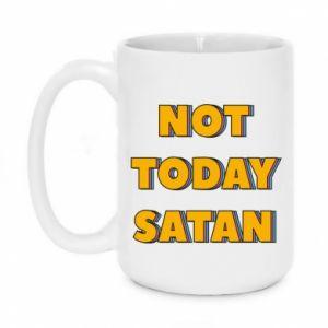 Kubek 450ml Not today satan