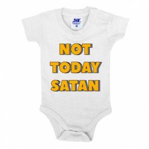 Body dziecięce Not today satan