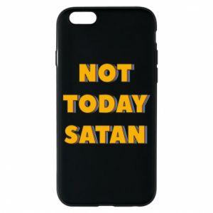 Etui na iPhone 6/6S Not today satan