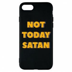 Etui na iPhone 7 Not today satan