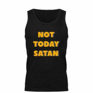 Męska koszulka Not today satan