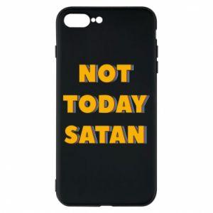Etui na iPhone 8 Plus Not today satan