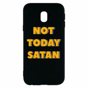 Etui na Samsung J3 2017 Not today satan