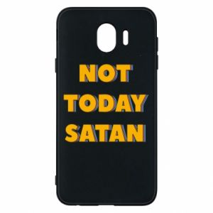 Etui na Samsung J4 Not today satan