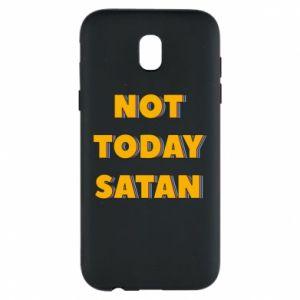 Etui na Samsung J5 2017 Not today satan