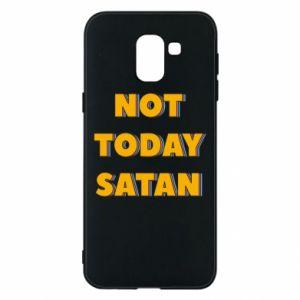 Etui na Samsung J6 Not today satan