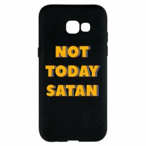 Etui na Samsung A5 2017 Not today satan