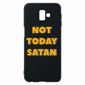 Etui na Samsung J6 Plus 2018 Not today satan