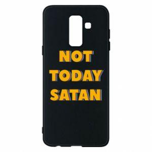Etui na Samsung A6+ 2018 Not today satan