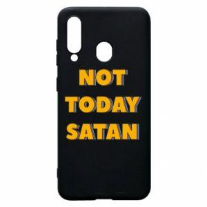 Etui na Samsung A60 Not today satan