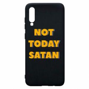 Etui na Samsung A70 Not today satan