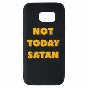 Etui na Samsung S7 Not today satan