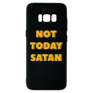 Etui na Samsung S8 Not today satan