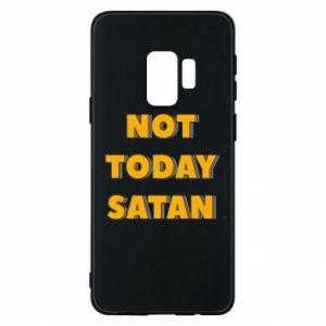 Etui na Samsung S9 Not today satan