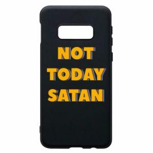 Etui na Samsung S10e Not today satan