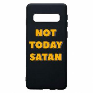Etui na Samsung S10 Not today satan