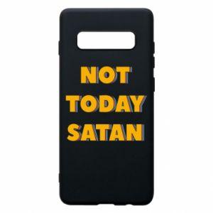 Etui na Samsung S10+ Not today satan