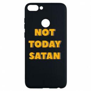 Etui na Huawei P Smart Not today satan