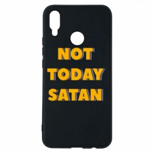 Etui na Huawei P Smart Plus Not today satan