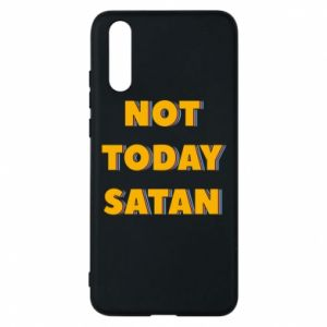 Etui na Huawei P20 Not today satan