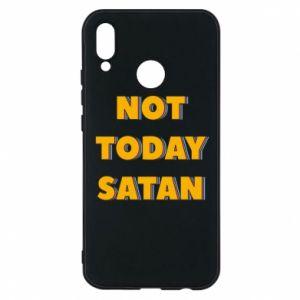 Etui na Huawei P20 Lite Not today satan