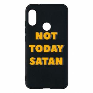 Etui na Mi A2 Lite Not today satan