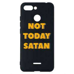 Etui na Xiaomi Redmi 6 Not today satan