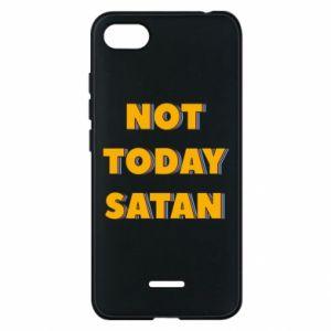 Etui na Xiaomi Redmi 6A Not today satan