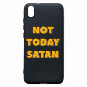 Etui na Xiaomi Redmi 7A Not today satan