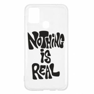 Etui na Samsung M31 Nothing is real