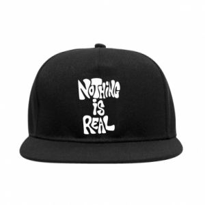 Snapback Nothing is real