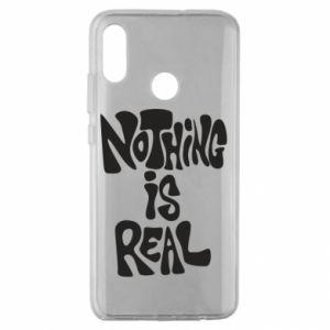 Etui na Huawei Honor 10 Lite Nothing is real