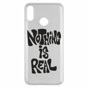 Etui na Huawei Y9 2019 Nothing is real